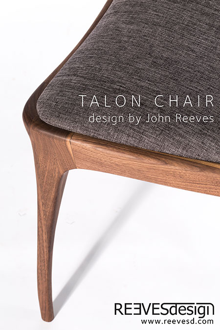Talon Chair is coming soon
