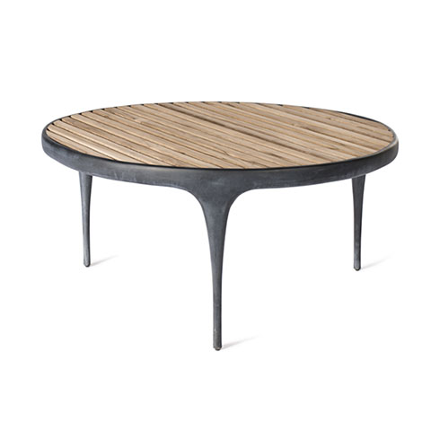 Cast Bench Outdoor Products Reeves Design