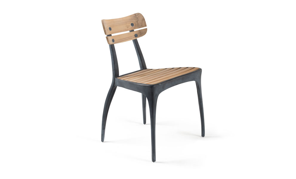 Talon Zinc Chair