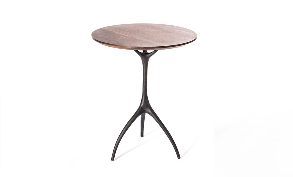 Exceptional Talon Round Bistro Table