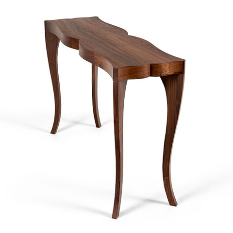 Victoria Solid Wood Console Table